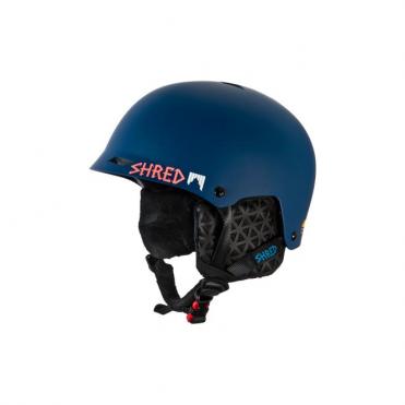 Half Brain D-lux Grab Helmet - Blue