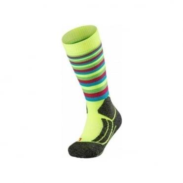 Junior Sk2 Trend Ski Socks - Multicolour