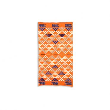 Maska Necktube Warmer - Orange/White/Blue