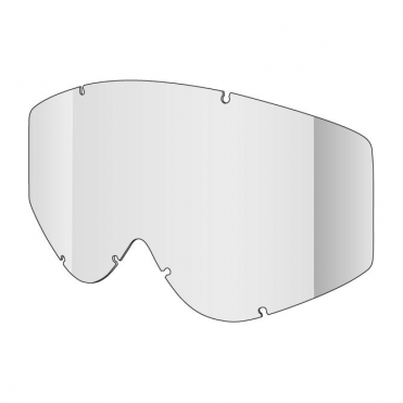 Soaza Single Goggle Lens - Clear