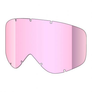 Yoni Single Goggle Lens - Rose