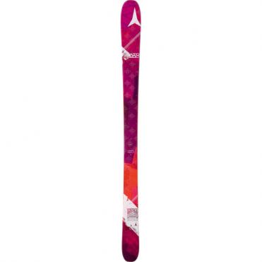 Atomic Vantage W 85 Skis 157cm + E Lithium 10 Binding (2017)