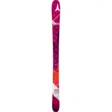 Atomic Vantage W 85 Skis 165cm + E Lithium 10 Binding (2017)