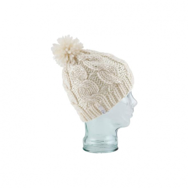 Beanie The Rosa Creme Cream