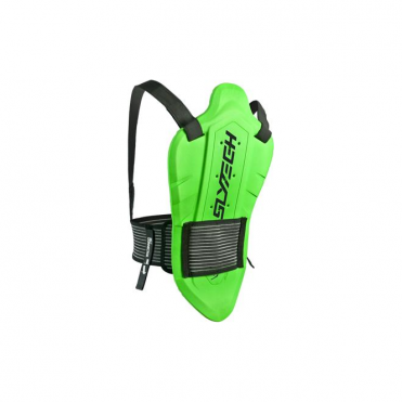 Slytech Backpro Back Protector One Naked - Green