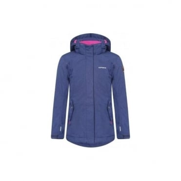 Junior Girls Shannon Jacket - Blue