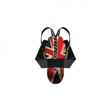 GB Flag Back Protector XS/S