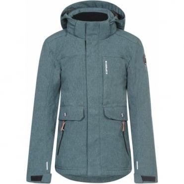 Shane Junior Jacket Green