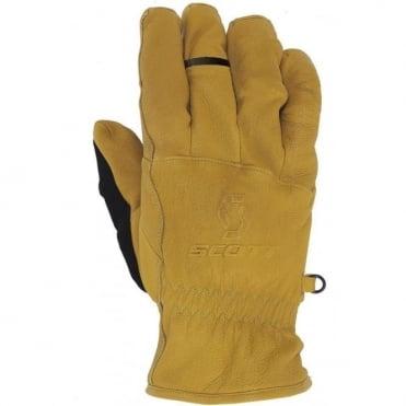Unisex MTN Tech 50 PL Leather Glove - Brown