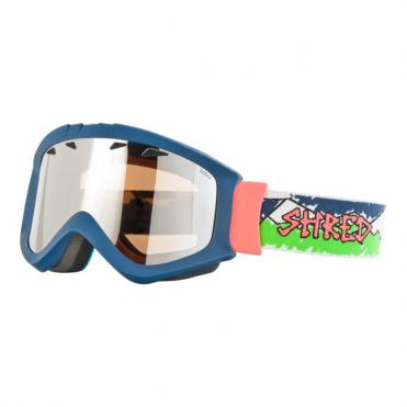 Tastic Goggles - NeedMoreSnow Navy Rust