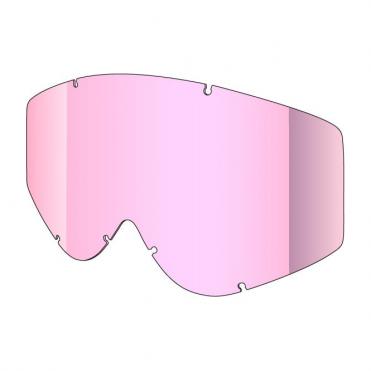 Soaza Single Goggle Lens - Rose Pink