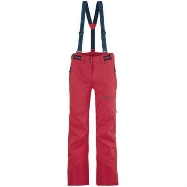 Wmns Tech Explorair 3L Pant - Red