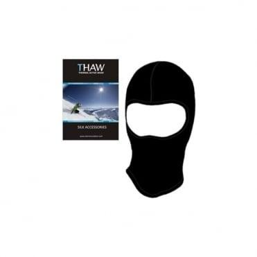 Junior Thaw Thermal balaclava - Black