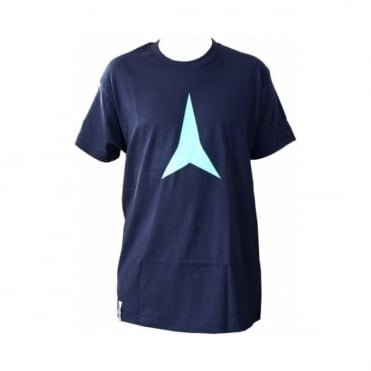 Mens Apparel Star T-shirt - Navy Blue