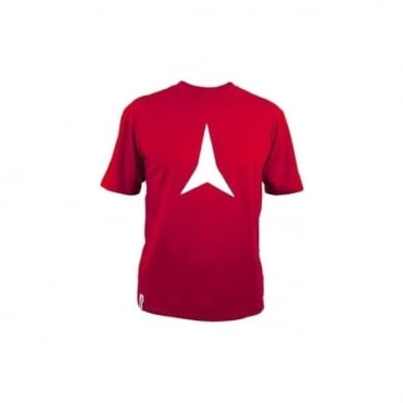Mens Apparel Star T-shirt - Red
