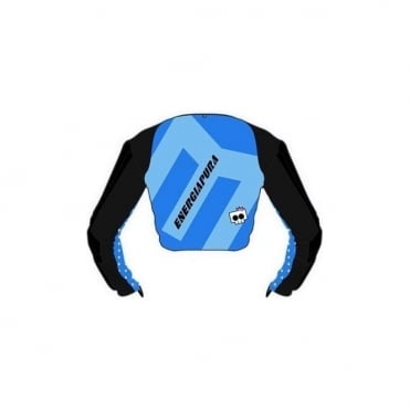 Energiapura JUNIOR Maglia Racing Protector Blue/Black