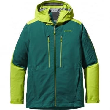 Patagonis Mens Tech Jacket Reconnaissance - Arbor Green