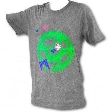 Unisex Universe T-Shirt - Grey