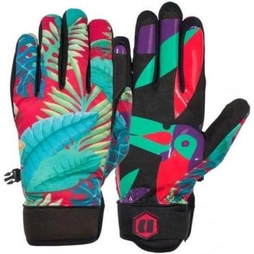 Unisex Carmel Windstopper Glove - Multicolour
