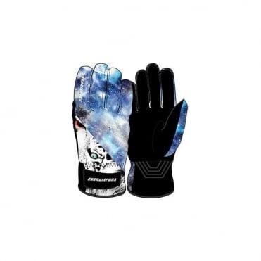 Animal Face Race Ski Gloves