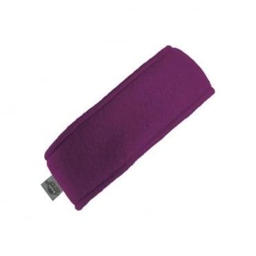 Fat Band Headband 111 - Purple