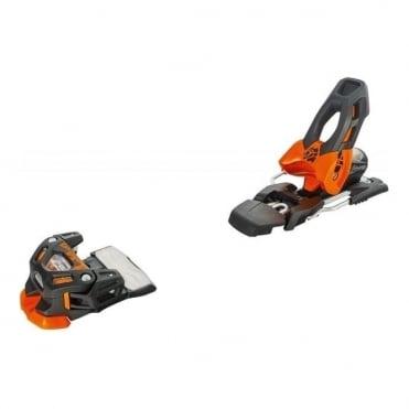 Tyrolia Attack 11 Binding with Brake Black/Orange