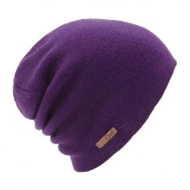 Wmns Beanie Julietta - Purple