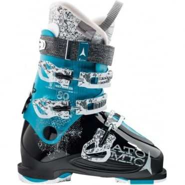 Atomic Waymaker Carbon 80 W Womens Touring Ski Boot - Blue