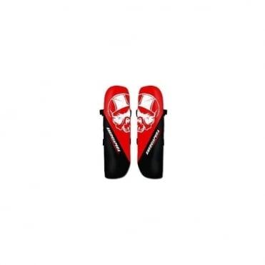 Leg Guard Size 40cm - Red/Black