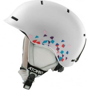 Junior Mentor Helmet - White