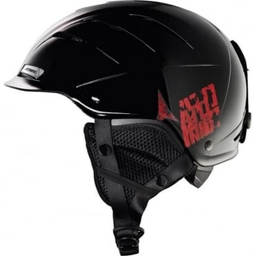 Junior Nomad Helmet - Black Matt