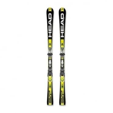 Head Worldcup Rebels iSL Slalom Race Skis Speedflex Plate 165cm 2016 (Skis Only)