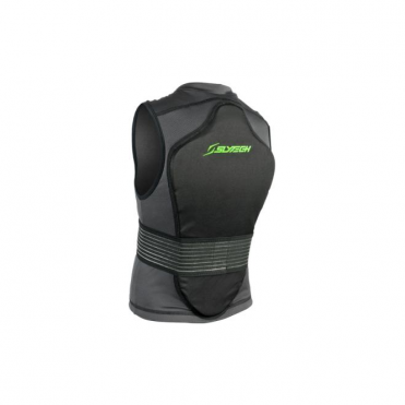 Junior Back Pro Vest One - Black