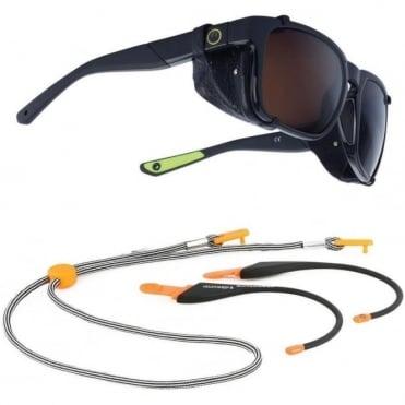 MountaineerX Sunglasses - Jet/ Dark Copper Lens