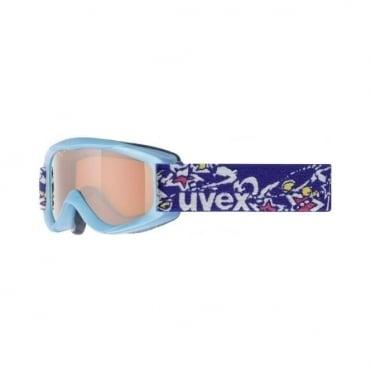 Junior Snowy Goggles - Sky Blue