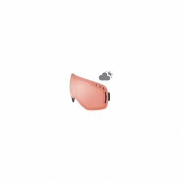 Icon Amplifier Single Spare Goggle Lens - Pink
