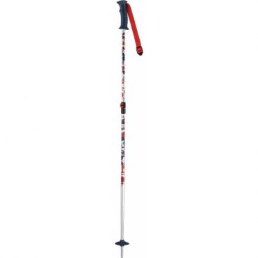 K2 Pole Sprout Boys Adjust Ski Pole 75-105cm