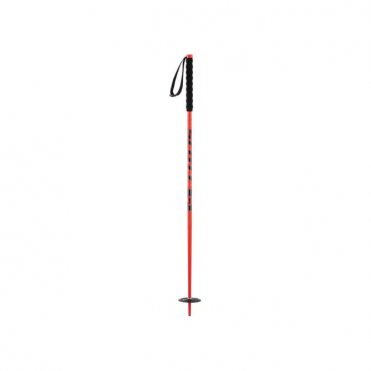 Scott Pole Riot Jr Ski Pole Red