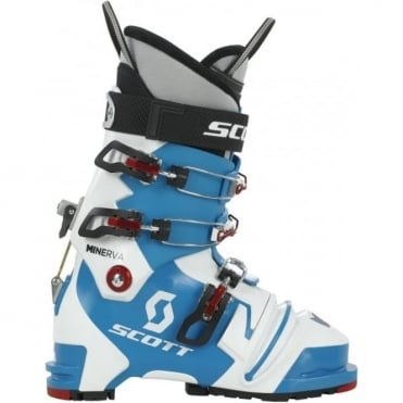 Scott Minerva NTN Boots - Blue/White
