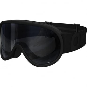 Retina Goggles - All Black With Black Lens