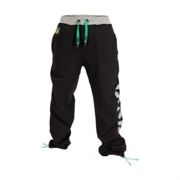 Mens Line Kush Sweat Pant - Black