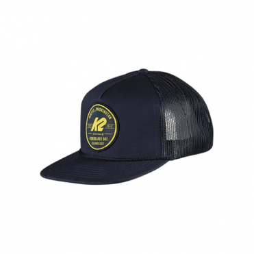 K2 Anchor Trucker Cap Navy