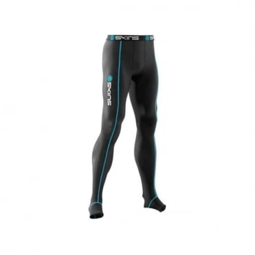 Bio Travel & Recovery Long Tights - Black