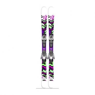 K2 Missy Skis + FT2 7.0 Binding 129cm (2015)