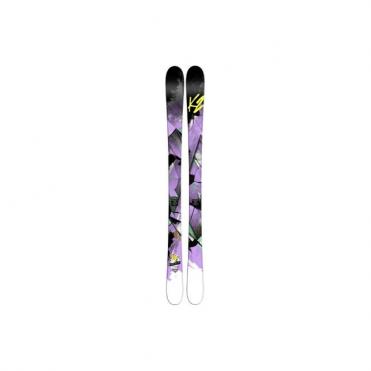 K2 Remedy 75 Skis + FT2 7.0 Binding 129cm (2015)