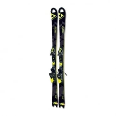 RC4 WC SL Junior Slalom Race Skis 140cm  Skis Only (2017)