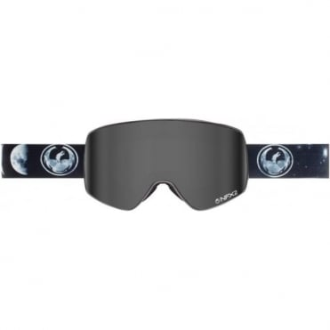 NFX2 Goggles - Forest Bailey/ Mirror Ionized Lens + Yellow Red Ion Bonus Lens