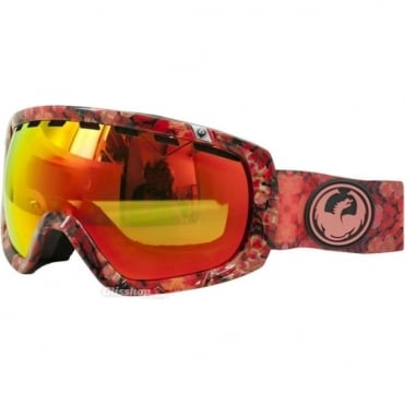 Rogue Goggles - Prism/ Red Ionized Lens + Yellow Bonus Lens