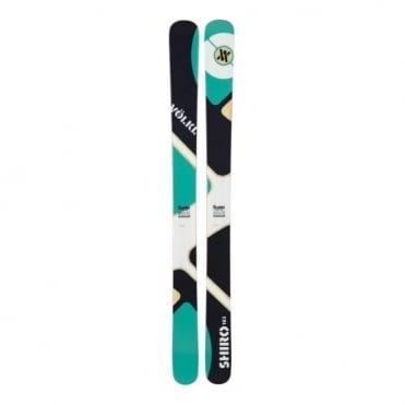 Volkl Shiro Skis 193cm (2013)