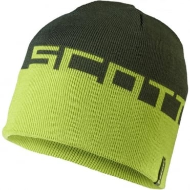 Scott Beanie Team 40 Leaf Green/Alpine Green